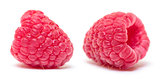 Ripe Berry Red Raspberry