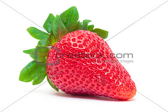 Ripe Berry Red Strawberry