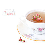 Roses tea.