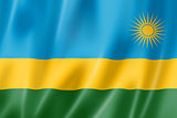 Rwanda flag