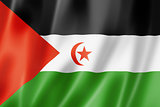 Sahrawi flag