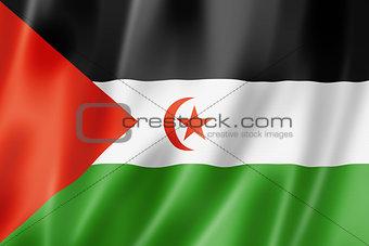 Sahrawi flag