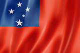 Samoa flag