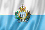 San Marino flag