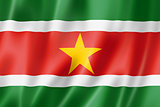 Suriname flag