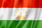 Tajikistan flag