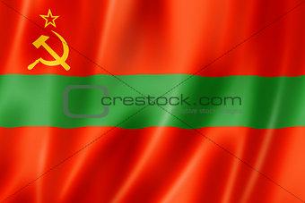Transnistria flag