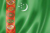 Turkmenistan flag
