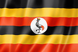 Uganda flag