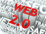 Web 2.0 Concept.