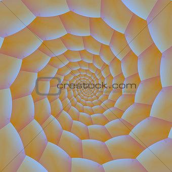 Caterpillar Spiral