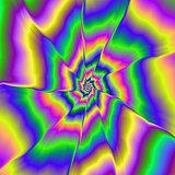 Fractured Spiral