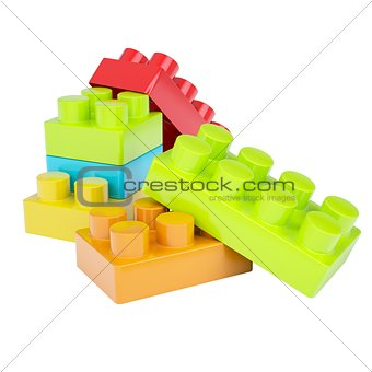 Box of bricks