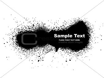 abstract grunge template