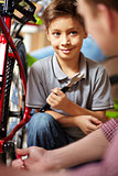 Bike repair service