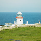 lighthouse, St. John&#39;s Point, County Donegal, Ireland