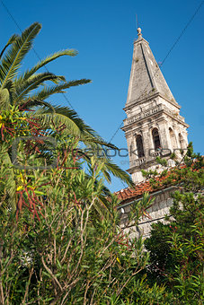 church in perast montenegro