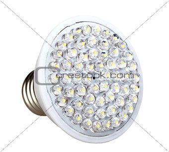 Cone energy-saving LED lamp