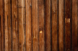 Grunge dark brown wood background or backdrop