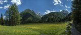 mountain path, Valmalenco - Italy