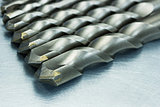 Drill bits