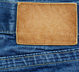 Jeans label
