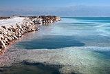 Dead Sea salt.