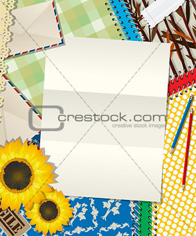 Letter abstract