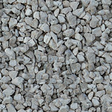 Granite Rubble. Seamless Texture.