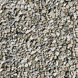Light Rubble. Seamless Texture.
