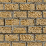 Sandstone Wall. Seamless Texture.
