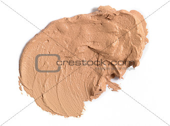 Cream Compact sample