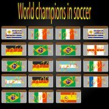 World champions in soccer