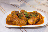 Nyonya Chicken Curry Kapitan Dish