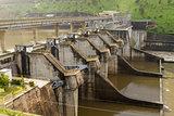 Portuguese hydro power plant