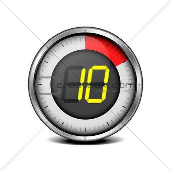 timer digital 10