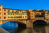 Ponte Vecchio Bridge, Italy 