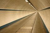 Underground crosswalk in Antwerpen