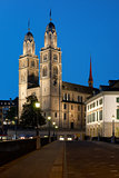 Grossmuenster in Zurich