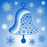 Christmas bell