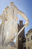 Statue of Ferdinand I de Medici, Arezzo, Italy