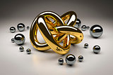 golden torus