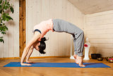 yoga woman 