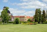 Famous Baroque chateau Jaromerice nad Rokytnou