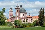 Famous Baroque chateau Jaromerice nad Rokytnou