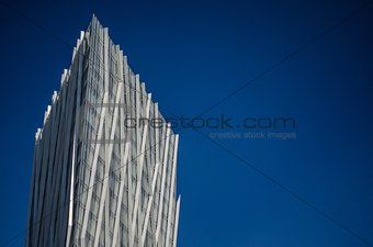 Skyscraper in Barcelona
