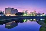 Okayama Cityscape