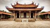 Taipei Confucius Templea