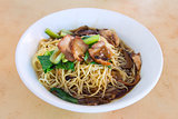 Penang Wanton Mee Noodle