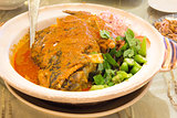 Nyonya Fish Head Curry